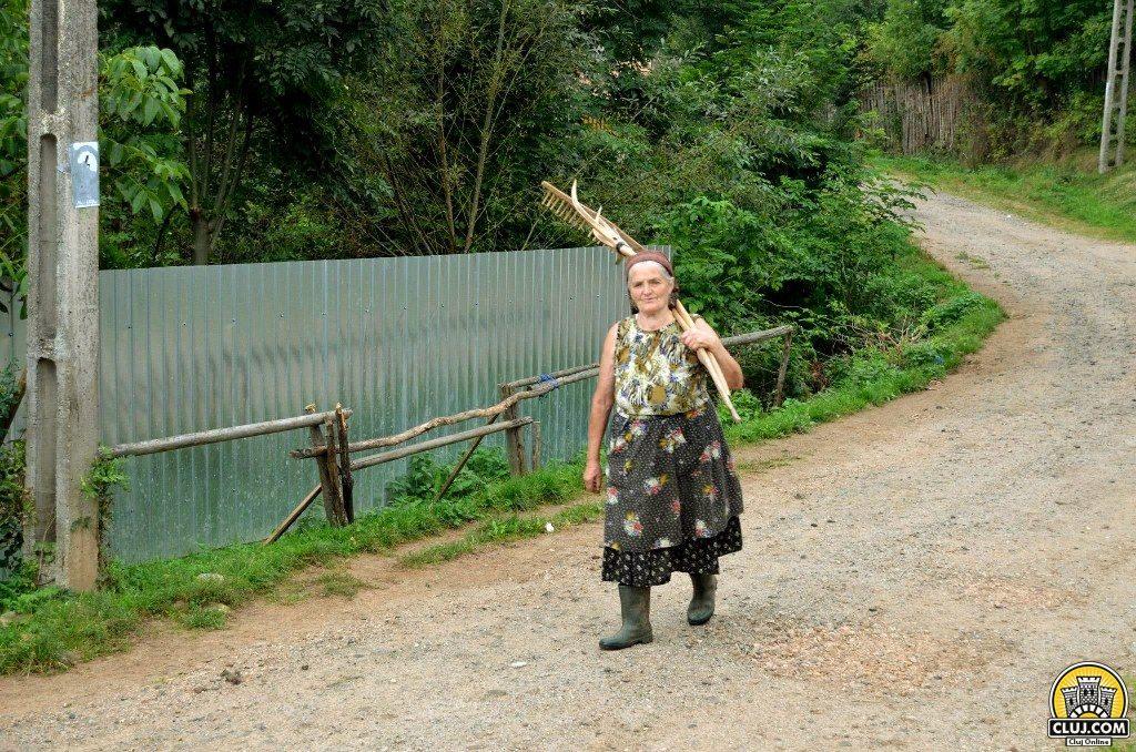 satul finciu, comuna calatele, judetul cluj, sateanca