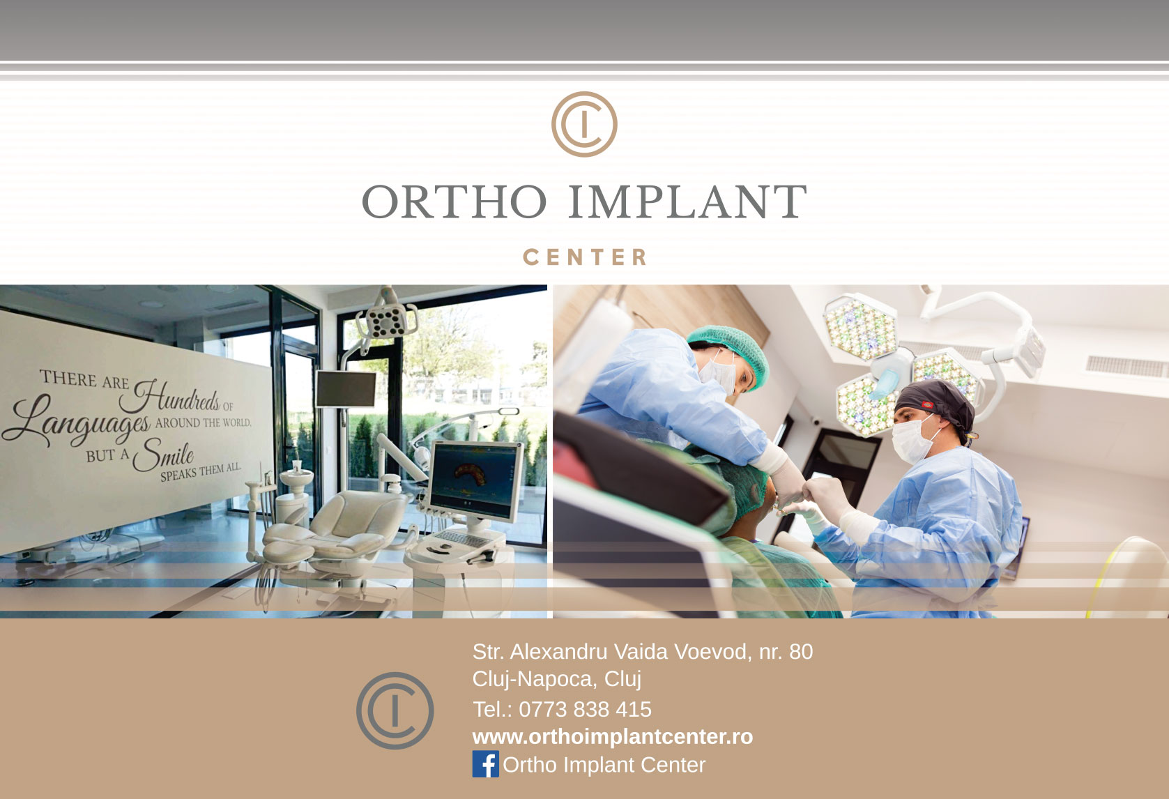 Ortho Implant Center Cluj
