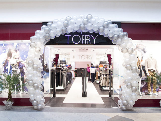 Torry Fashion