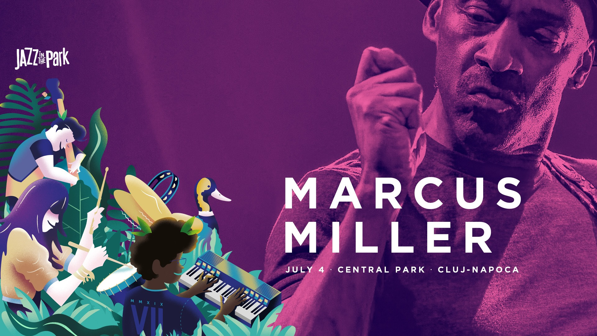marcus miller la jazz in the park