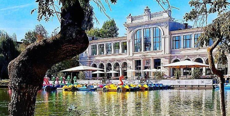 martapp24 clujenii se pot plimba cu barca pe lacul chios