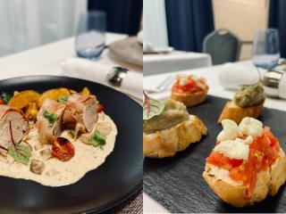 Meniu nou de sezon lansat în restaurantul Marco Polo, la DoubleTree by Hilton Cluj-City Plaza