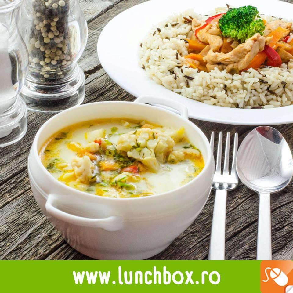 Meniuri Lunchbox la prețuri accesibile, pe gustul tuturor