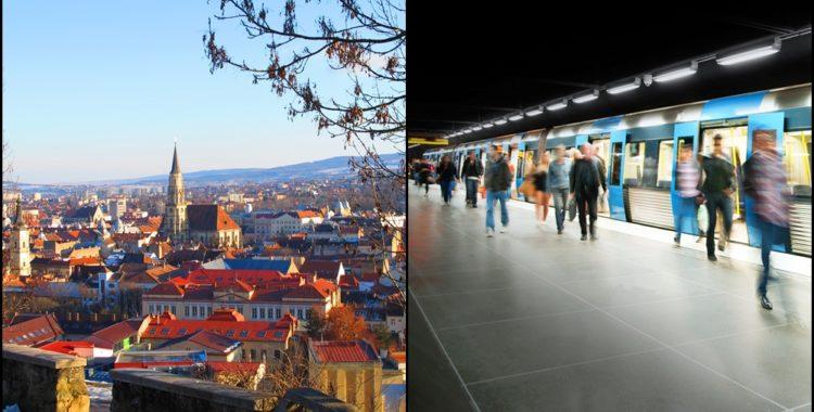 metrou la Cluj