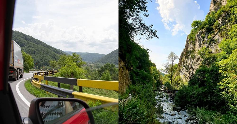 Cu ce ne deplasăm într-o mini călătorie de weekend?   La Doi Pași de Cluj
