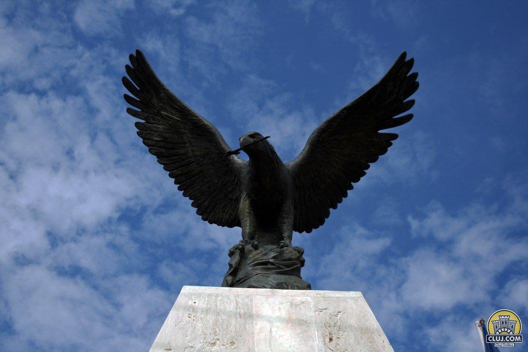 monument bucea, comuna negreni, judetul cluj