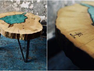 """O scurtă poveste despre """"imperfecțiunea"""" lemnului și creativitate: MOTH"""