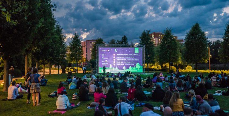 movie nights in iulius parc