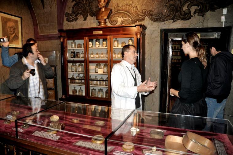 muzeul de istorie al farmaciei 1 ok