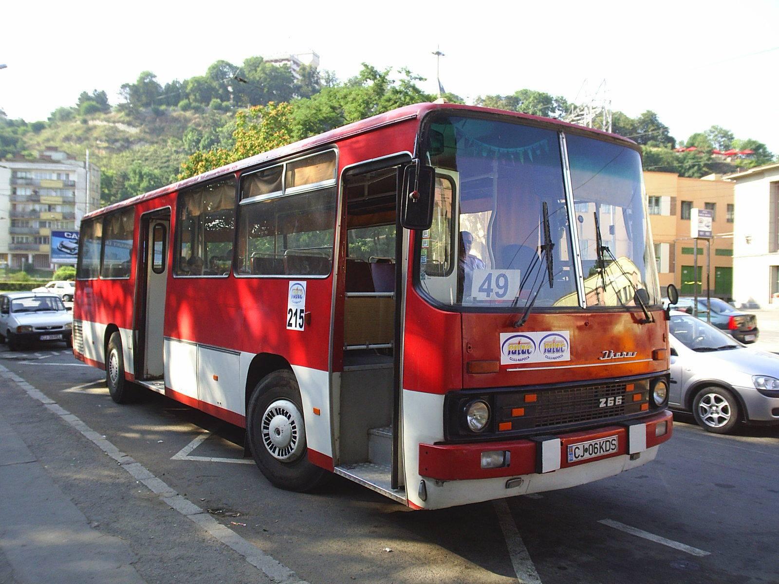 muzeul de transport public cluj