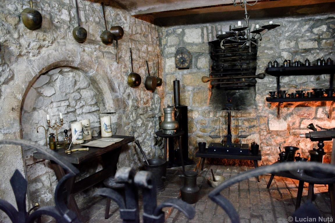Vești bune: începe restaurarea Casei Hintz – Muzeul Farmaciei din Cluj