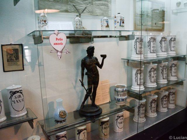 Muzeul de Farmacie