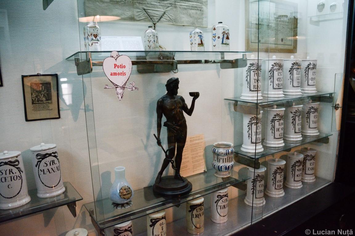 muzeul farmaciei salvat (1) muzeul de farmacie cluj