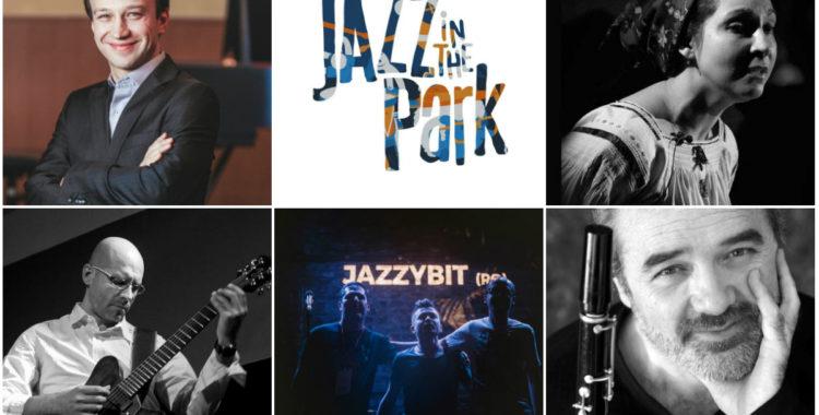 muzica românească Jazz in the Park