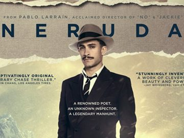 Neruda – Chile, Argentina, Franta, Spania, SUA