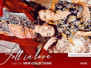 Descoperă colecțiile sezonului în noul catalog fashion Iulius Mall Cluj