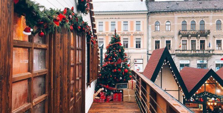 oanahuja targul de craciun din Cluj Ce poți să faci în Cluj în săptămâna 4-10 decembrie?
