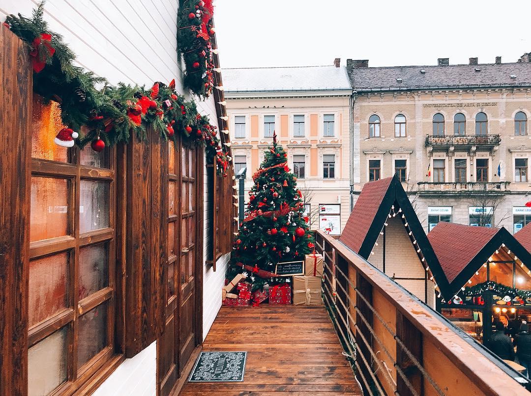 oanahuja targul de craciun Ce poți să faci în Cluj în săptămâna 4-10 decembrie?