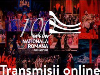 Și în APRILIE ne vedem la Operă, online!