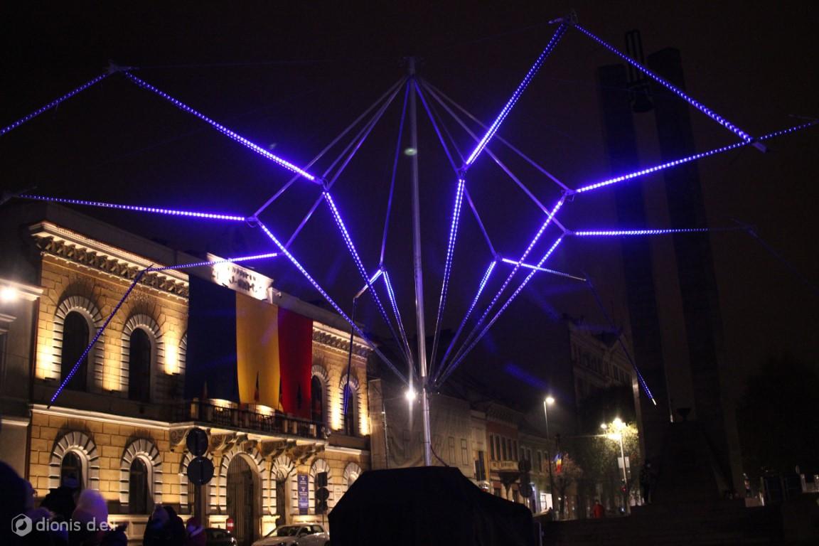 oumua lights on romania 2020