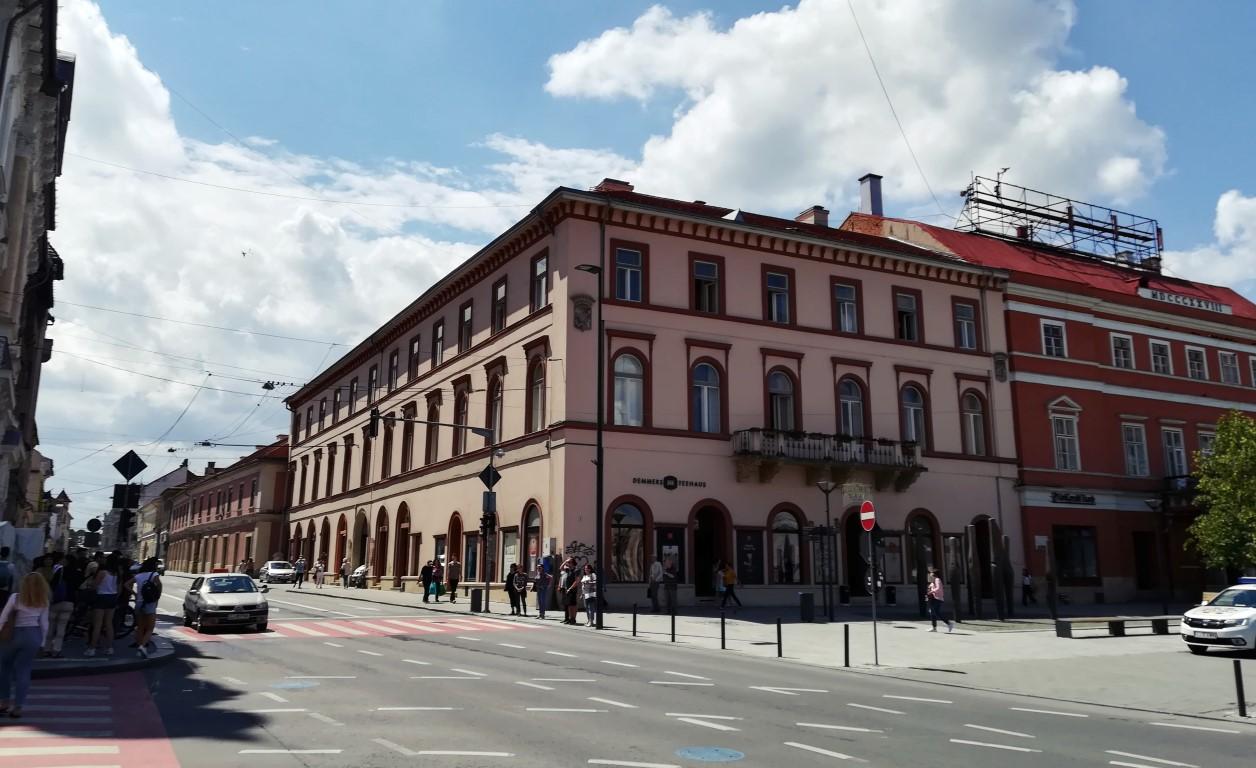 Palatul Rhédey din Cluj