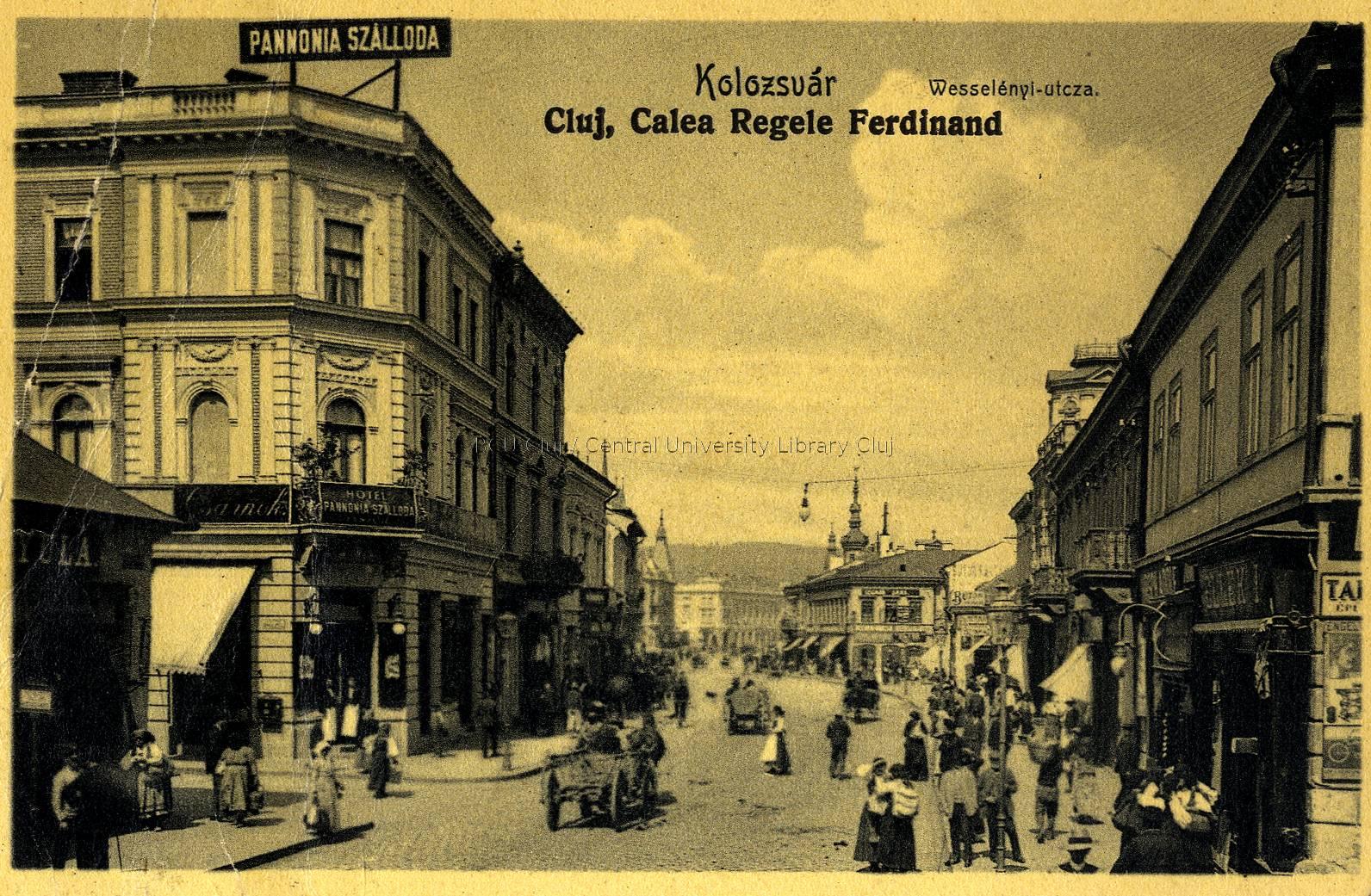 hotel vechi din Cluj