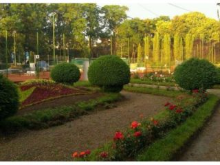 Parcul Iuliu Hatieganu, Cluj