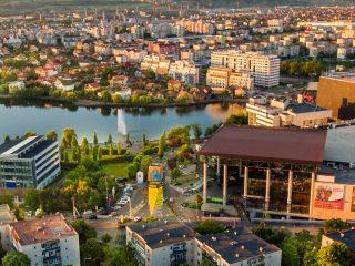 Iulius Mall este parte dintr-un singur Cluj prin donații către sistemul medical