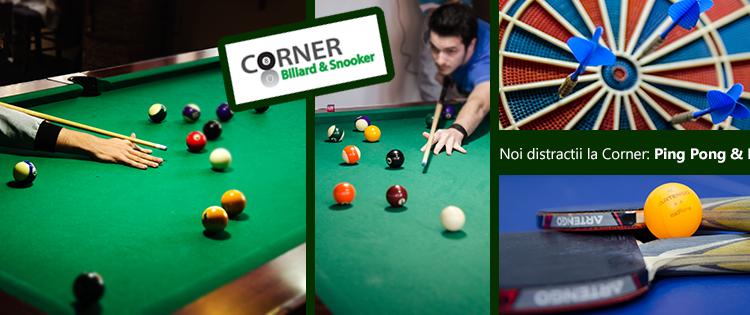 partidă de ping pong corner biliard cluj 5