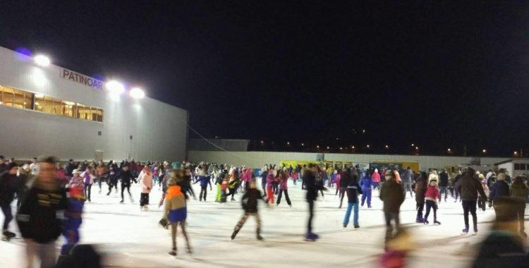 patinoar cora cluj fiesta sport