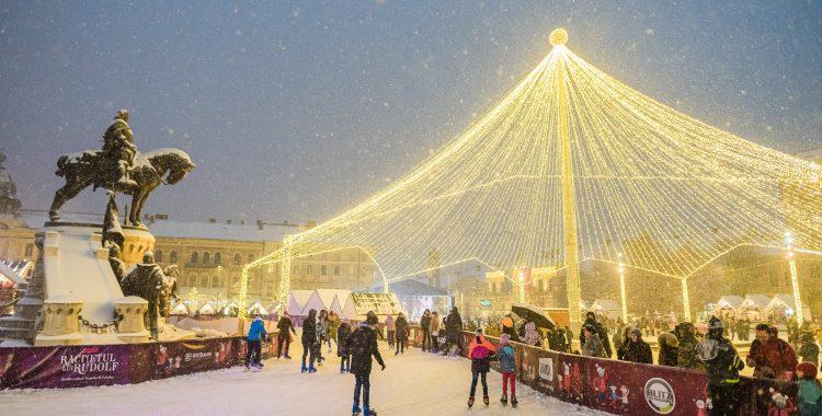 patinoar piata unirii cluj 2019