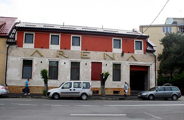 Pensiunea Arena Cluj