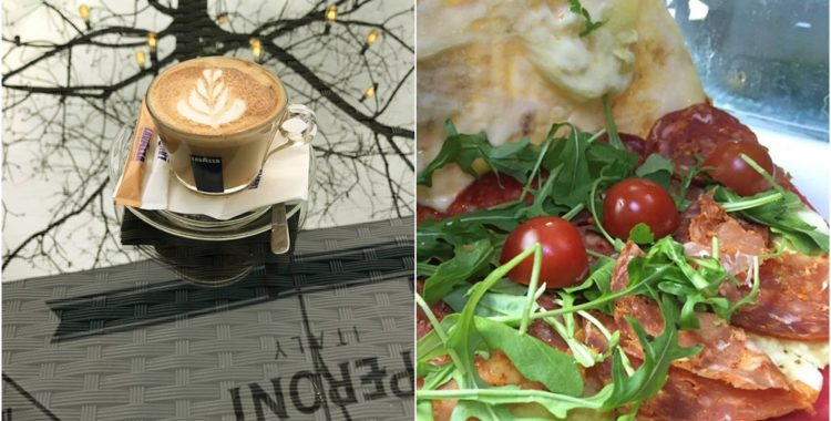 piadina meniu coffee 15 piadine pentru pofticioșii care ajung prin mall Ciao Ragazzi