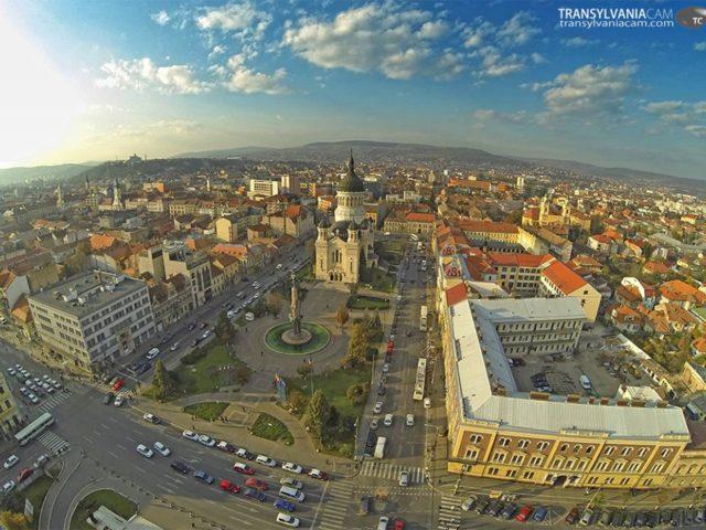 Piața Avram Iancu