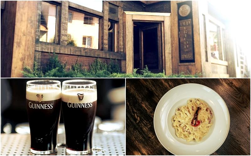 Old Friends Pub: Un pint de Guinness și-un pic de Cluj!