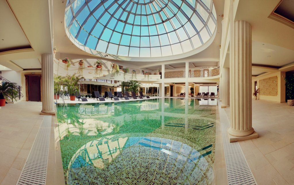 Răsfăț pentru zilele calde la SunGarden Golf & Spa Resort