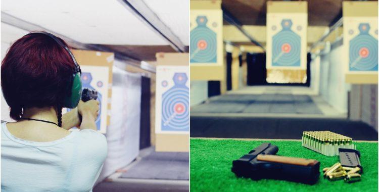 squad store prima noastră experiență la un poligon de tir Cluj