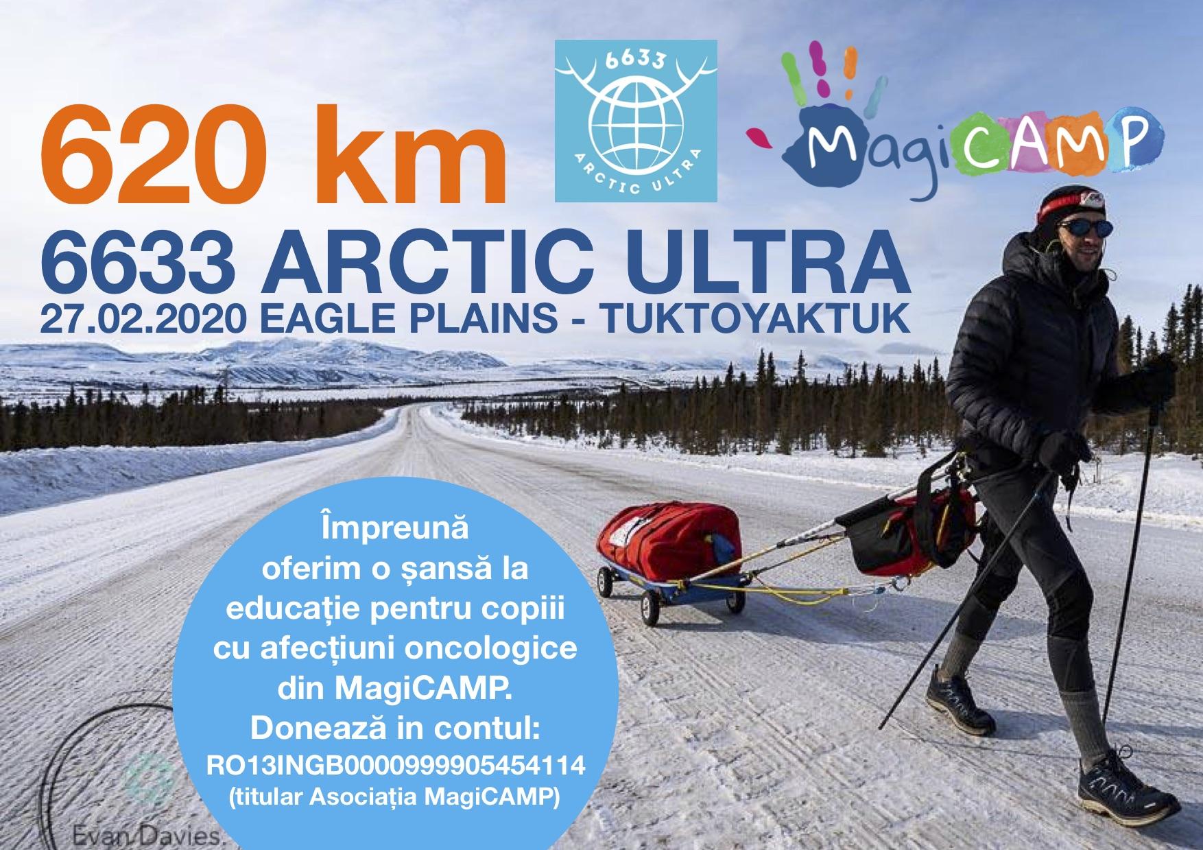 poster 620 km 6633 Arctic Ultra 2020