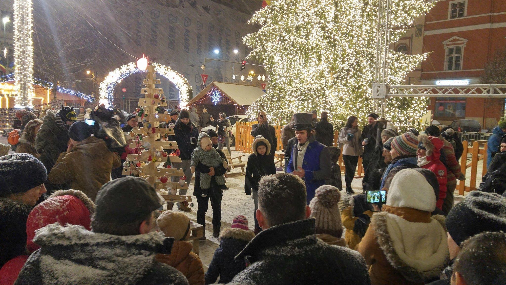 evenimente 3-9 decembrie