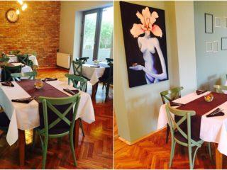 Pratta, restaurantul chic din Grigorescu
