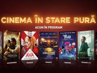 Cele mai noi premiere ale sezonului te aşteaptă ACUM la Cinema City din Iulius Mall Cluj