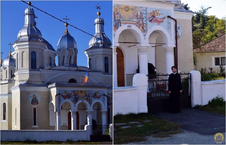 preot si biserica