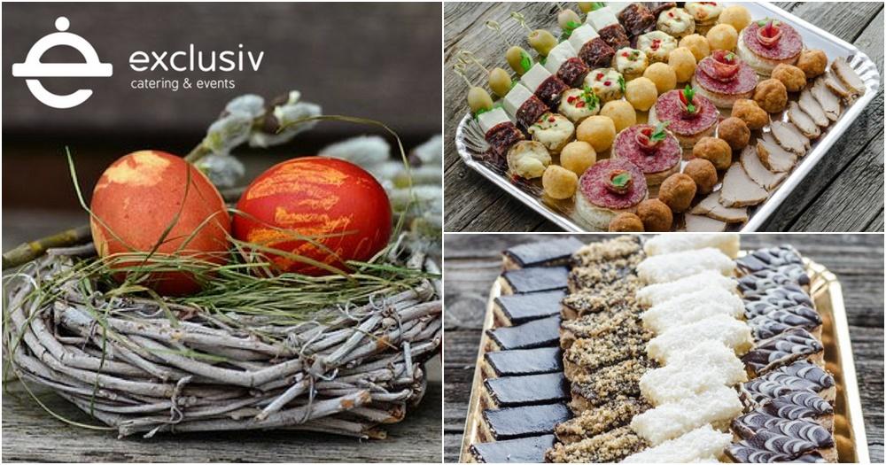 Clujenii pot comanda preparate tradiționale de Paște | Exclusiv Catering Cluj