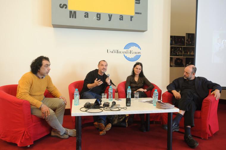 Două premiere la început de octombrie la Teatrul Maghiar de Stat Cluj
