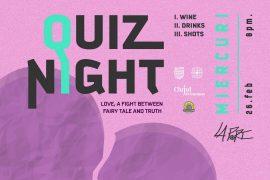 quiz night freeze live