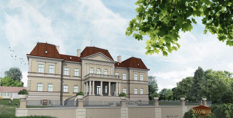 reabilitarea Castelului Bánffy din Răscruci