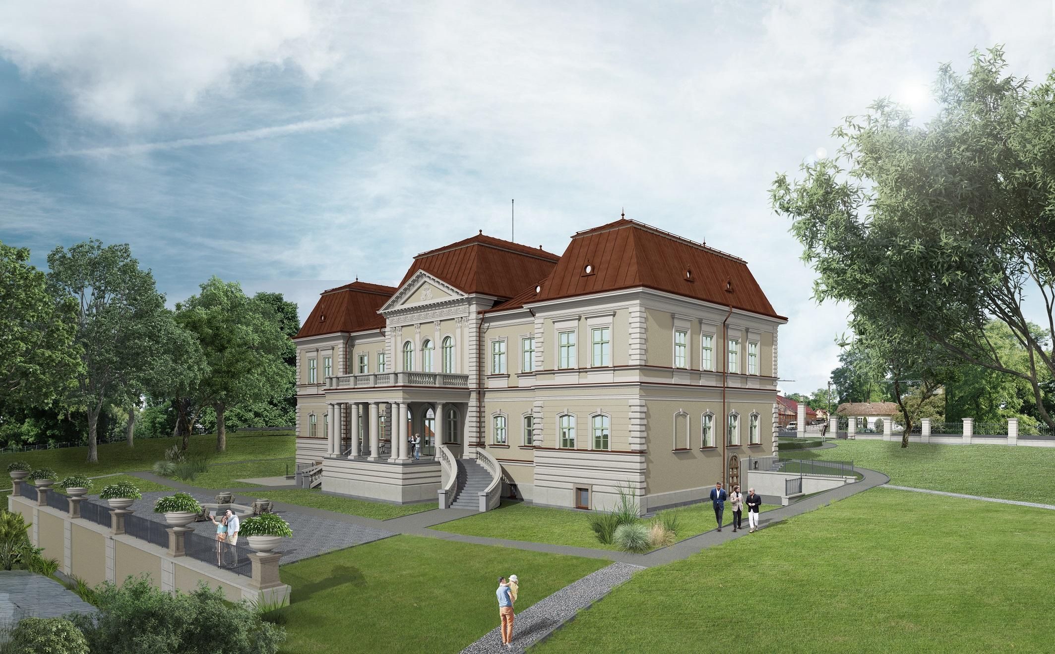 reabilitarea Castelului Bánffy din Răscruci (5)