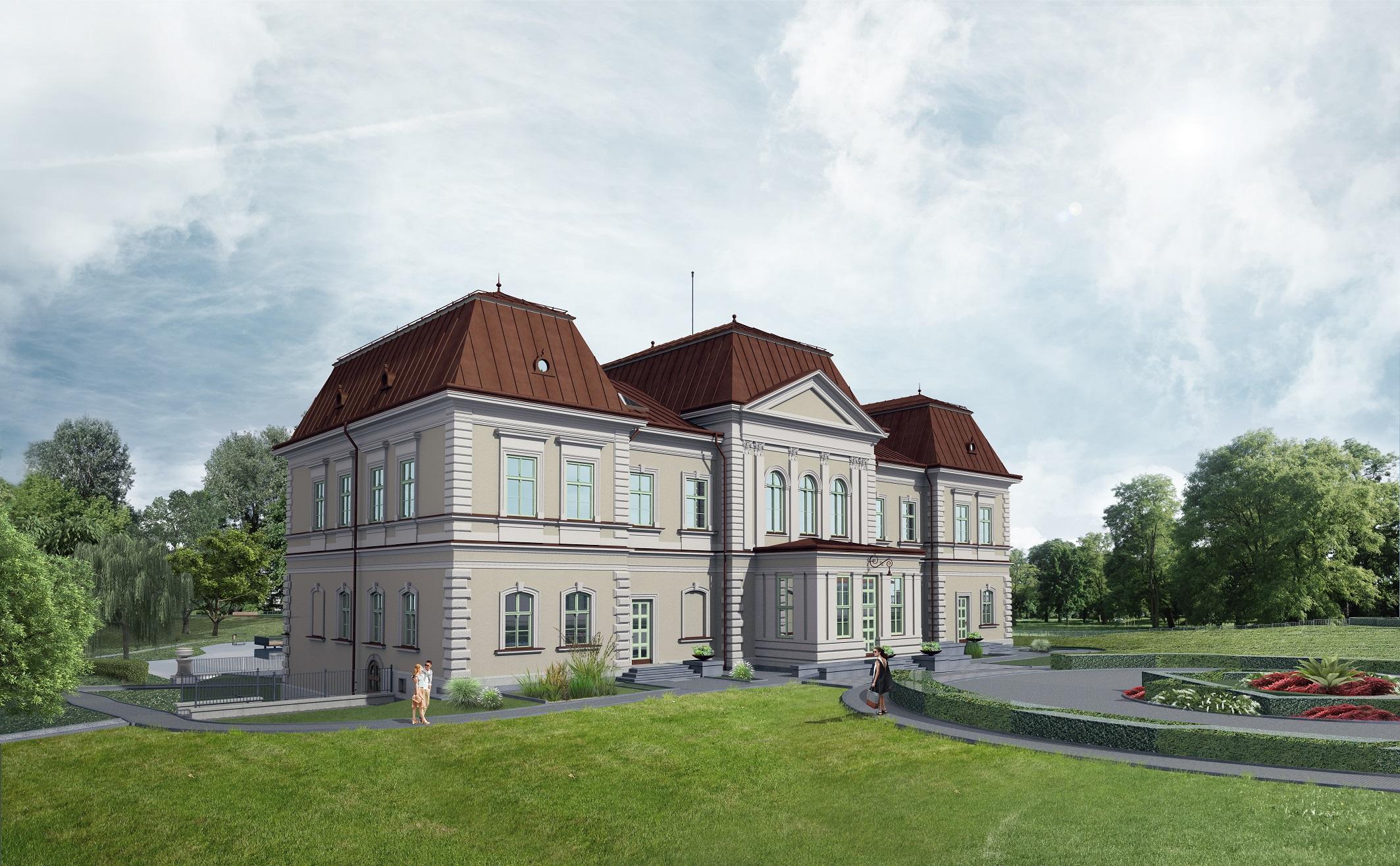 reabilitare a Castelului Bánffy din Răscruci (4)