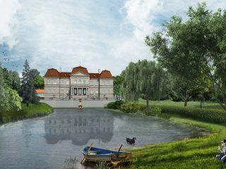 Începe reabilitarea Castelului Bánffy din Răscruci – cu fonduri europene