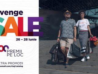 A venit momentul să-ți iei revanșa! Reduceri de până la 70% la Iulius Mall Cluj